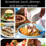 Weekly Family Meal Plan – 181