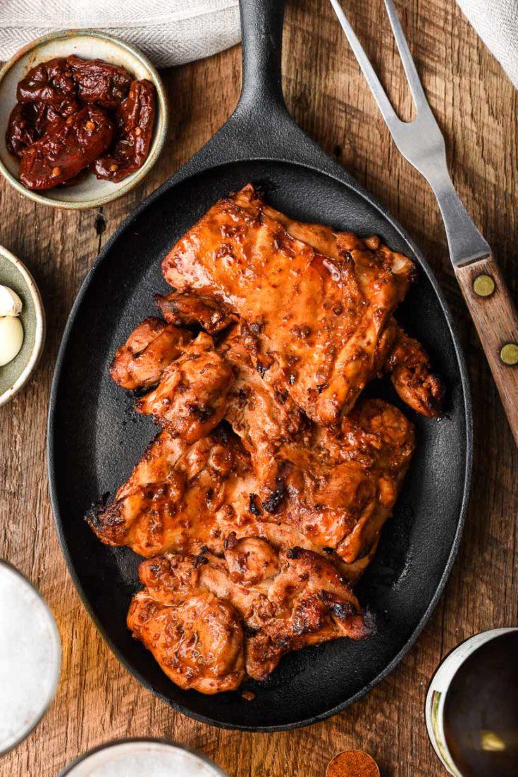Spicy Chicken Marinade (Chipotle Grilled Chicken) Recipe (Grilled Chipotle Chicken)