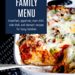 Free Weekly Meal Plan the Whole Family Will Love