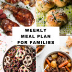 Favorite Meal Plan Ideas for this Week