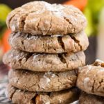 Carrot Cake Cookies with a Cake Mix